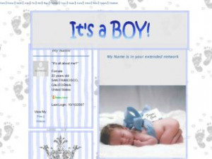 Quotes About Baby Footprints http://www.layoutlocator.com/myspace ...