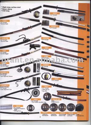 Samurai katana sword(ZSM84847)