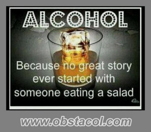 alcohol quote Funny Alcohol Quotations