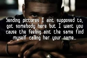 Usher Quotes From Songs Images -amp; Pictures - Becuo