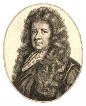 Samuel Pepys Wallpaper
