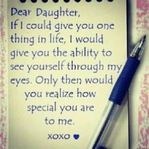 Sayings Between Mothers and Daughters