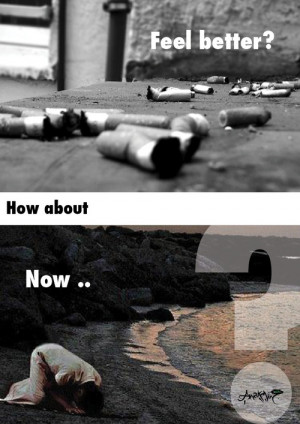 Stop Smoking Quotes Tumblr Stop smoking q.