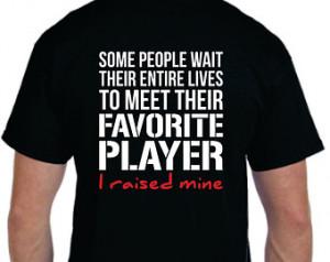 Unisex football shirt, some people wait football dad tshirt, football ...