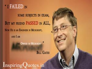Failure Is a Never Final Process