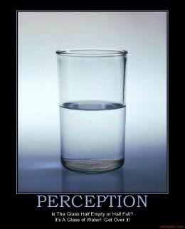 The Glass Half Empty - Poetry