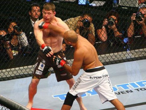 UFC Quick Quote: BJ Penn 'isn't surprised by anything Matt Hughes does ...