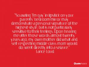 Lance Loud