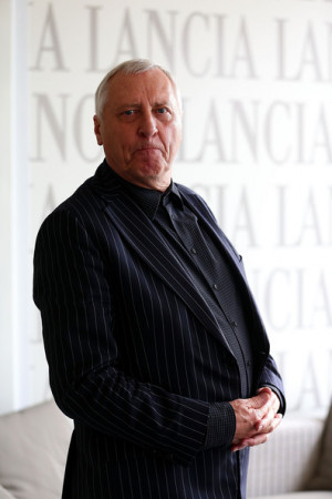 Peter Greenaway Peter Greenaway attends the 7th Rome Film Festival at