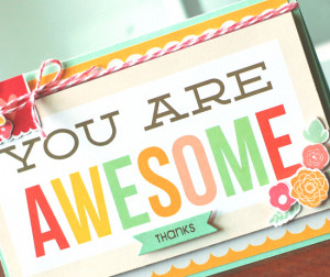 Go Back > Pix For > I Think You Are Awesome Quotes