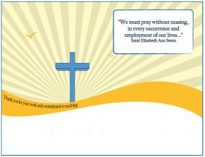 Catholic Confirmation Card Message