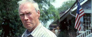 Clint Eastwood Sings The 'Gran Torino' Theme Song, No Really