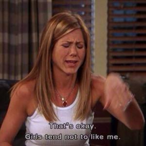 Friends Tv Show Rachel Quotes