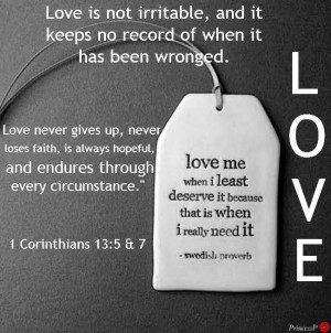 It's Difficult To Love Difficult People
