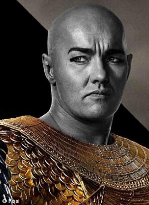 Topic: Exodus gods and kings, Rhamses. The movie!