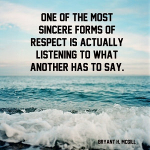 respect mcgill 6347871 4 Quotes That Demonstrate How To Gain Respect ...