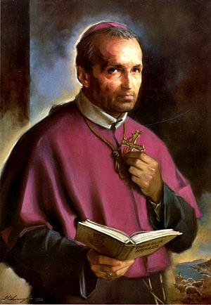 St. Alphonsus Liguori, the saint of the day for August 1, is a Doctor ...