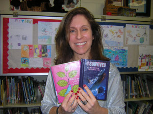 2013 Doreen Rappaport: sponsored by the PTO, grades 1 to 5
