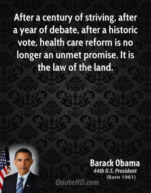 Barack Obama Health...