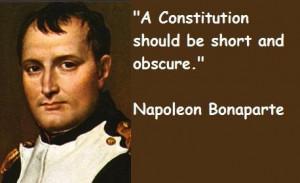 Napoleon bonaparte famous quotes 3