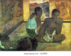 Paul Gauguin Pictures
