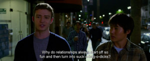 "20 Best of ""Friends With Benefits"" Quotes"