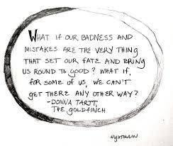 donna tartt the goldfinch quote - Google Search