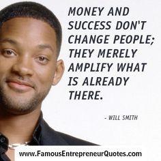 ... Smith #willsmith #actor #money #success #famous #entrepreneur #quotes