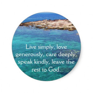 live_simply_love_generously_spiritual_quote_sticker ...