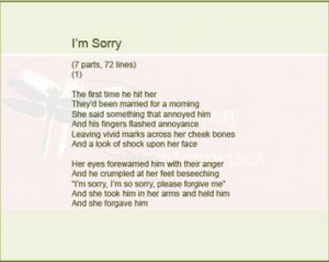 am sorry quotes pictures 1