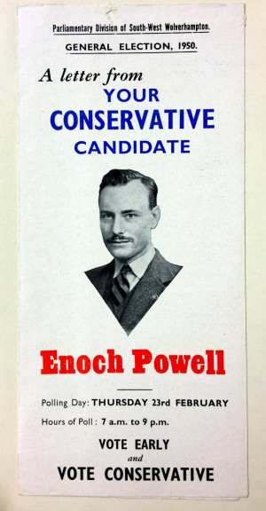 ... in Oxford: Jim Callaghan Remembered & Alistair Cooke on Enoch Powell