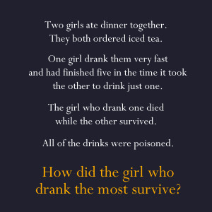 Murder Riddles