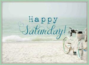 Happy Saturday Photography Quote