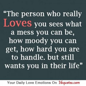 Real deep love quotes