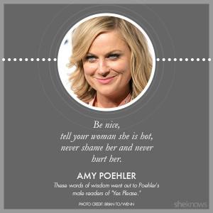 Tina Fey vs. Amy Poehler quotes: Who said it?