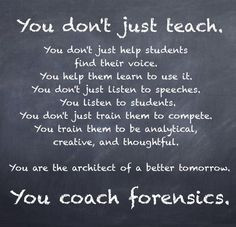 Student coach