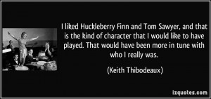 liked Huckleberry Finn and Tom Sawyer, and that is the kind of ...