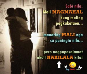 sweet tagalog quotes love tagalog quotes Tagalog