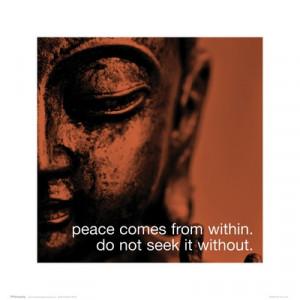 buddha peace