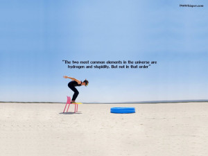 One Liner Quotes HD Wallpaper 2