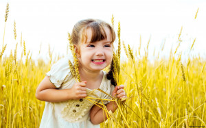 Little Girl Smiling, Pictures, Photos, HD Wallpapers