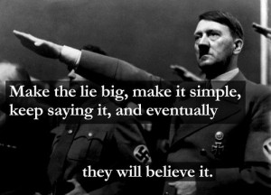 Top Hitler Quote of All Time