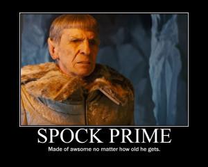 Mr. Spock Spock Prime