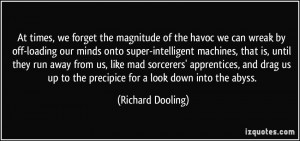 the havoc we can wreak by off-loading our minds onto super-intelligent ...