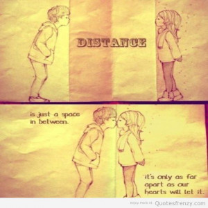 ... distance relationship loving cute relationship quote love relationship