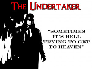 WWE The Undertaker by quintajo