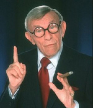Famous quotes / Quotes by George Burns / Quotes by George Burns ...