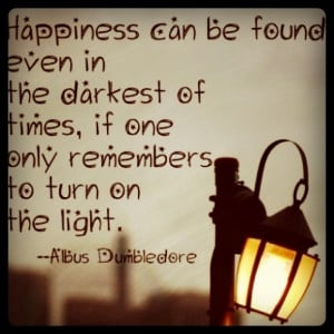 Harry Potter Quote ! Love