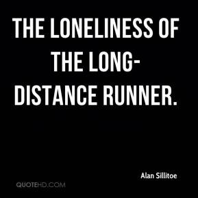 Alan Sillitoe : ' The Loneliness of the Long-Distance Runner ...