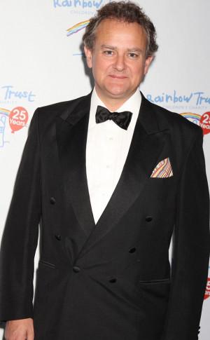 Hugh Bonneville - The Downton Abbey actor is 48 on Thursday.